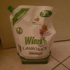 Sapone vegetale per lavatrice