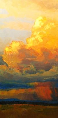 Caleb Meyer sky painting