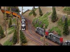 Great Train Show, Model railroad show. Anaheim CA. 2015 - YouTube