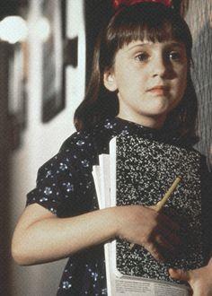 Matilda | Danny De Vito (from Roald Dahl, straight from my childhood)