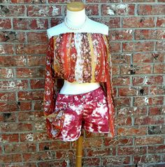 Bohemian Boho Blouse Sexy Sheer Crop Top Butterfly Sleeves Hippie Gypsy Blouse   Clothing, Shoes & Accessories, Women's Clothing, Tops & Blouses   eBay!