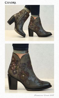 Shoes Too Big, Pretty Shoes, Cute Shoes, Lv Shoes, Shoes Sneakers, Sneaker Boots, Bootie Boots, Womens High Heel Boots, Chunky Heel Shoes