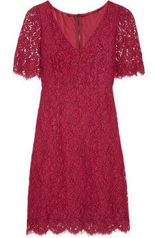 Dolce & Gabbana Lace dress | NET-A-PORTER