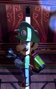 Super Mario Bros, Super Mario World, Super Mario Brothers, Super Smash Bros, Luigi And Daisy, Luigi's Mansion 3, Mario Fan Art, Arte Obscura, Video Game Characters