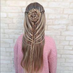 Stunning Braids by N. Starck, Denmark!