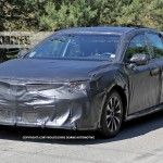 2018 Toyota Camry Spied: Normalness in a New Generation  Future Cars