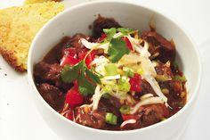 Das beste Chilirezept von Texas bis Trier präsentiert sich mit einem Jahrhunderaltem Rezept. Hier geht es zum Gourmet-Special von Vogue