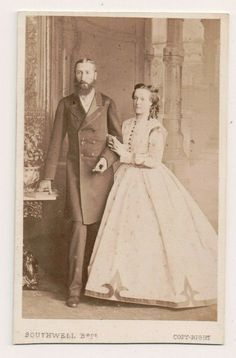 Vintage CDV King Leopold II & Queen Marie Henriette of Belgium Southwell Photo Sissi, Antique Photos, Vintage Photos, King Leopold, Prince Harry And Meghan, Historical Pictures, Old Antiques, Duke And Duchess, Royalty