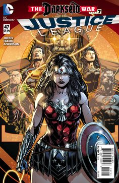 Justice League #47 - Darkseid War Act Three: Gods of Justice Chapter 1 (Issue)