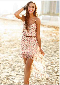 low high-low dresses