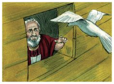 Thru the Bible:  Noah, the Flood, and Starting Over
