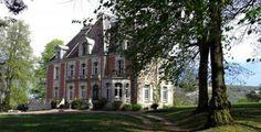 Chateau de Saint-Loup Nantouard - Haute-Saone, Franche-Comte