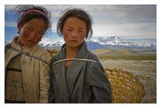 Everest, redux... - outside of Zhang Mu..., Tibet