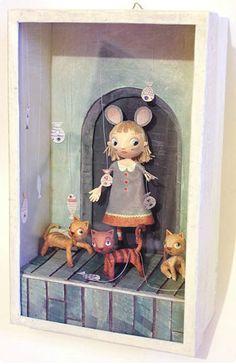 Aux chats et à la souris