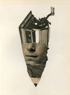 collage by Richard Vergez