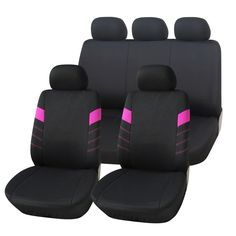 Furnistar 9-Piece Car Vehicle Protective Seat Covers CV0239