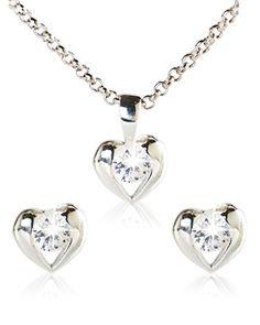 ae11f63a828d4 Pingente Mandala Vazada Coração Com Diamante   Gargantilhas ...
