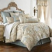 Waterford Brunswick Bedding by Waterford Bedding King Comforter Sets, Bedding Sets, King Duvet, Queen Duvet, Waterford Bedding, Kings Home, Luxury Bedding Collections, Boutique, Dream Rooms
