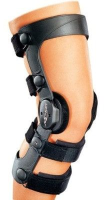 37bfa6233f DonJoy Legend SE-4 Knee Support Brace- ACL Acl Knee Brace, Knee Injury