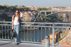 I am Mafalda: Outfit of the day - Porto