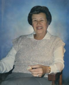 My Mom, Lois Laub