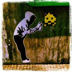 Invader (Munich)