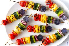Heading to a friendly BBQ, but don't want to eat a burger? Check out these plant-based recipes to find a grill-friendly vegan option!