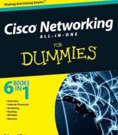 Cisco Networking All-In-One For Dummies PDF