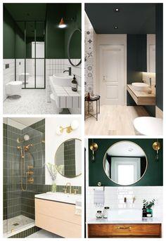 Diy Bathroom Decor, Bathroom Interior Design, Decor Diy, Home Decor, Bathroom Remodeling, Bathroom Ideas, Minimalist Bathroom, Bedroom Loft, Bathroom Inspiration