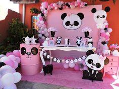 Panda fiests