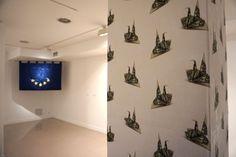 """Daniel Silvo y Julio Falagán en la #Exposición """"Aire y Tiempo. La danza de la multiplicidades"""" #SalaAmadís #Madrid #Arte #Art #ContemporaryArt #ArteContemporáneo #Arterecord 2016 https://twitter.com/arterecord"""