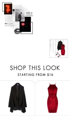 """Your Warmth fills me up"" by esme00 ❤ liked on Polyvore featuring Boohoo"