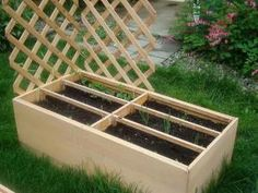 Recycled Dresser into raised vegetable garden bed! Checking out thrift stores for a dresser is now officially on my to-do list! by chrystal