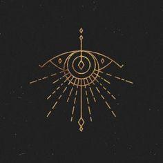 ©Penabranca | http://penabranca.tumblr.com/ | Bloglovin' All Seeing Eye, Stick And Poke, Minimalistisches Tattoo, Tattoos, Cosmos, Compass Tattoo, Yugi, Logo Design Inspiration, Evil Eye