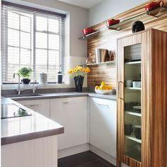 Pabla en casa: Cocinas pequeñas con estilo y funcionalidad