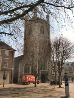 St Laurence Church, Reading