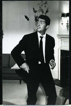 1960s DEAN MARTIN Vintage Original Photo DEAN MARTIN SHOW JERRY LEWIS gp