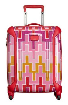 Tumi 'Vapor™ - Jonathan Adler' Continental Carry-On available at #Nordstrom