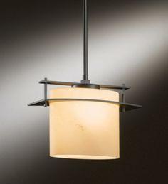 One Light Black Down Pendant | Kody Lighting, Inc.