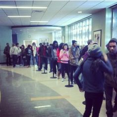 Ticket Pandemonium - Students In The City by #lmontgomery #gsu #atl #georgiastateuniversity #student #college