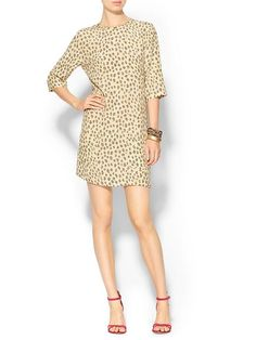 Transitional dress perfect for a day to night look... @piperlime