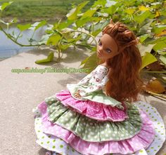 Monster High Clothes, Monster High Dolls, Disney Characters, Fictional Characters, Aurora Sleeping Beauty, Outdoors, Leaves, Photoshoot, Disney Princess