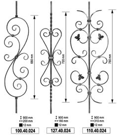 Iron Railing Panels Promotion-Online Shopping for Promotional Iron ...