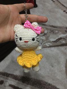 Amigurumi Toys, Amigurumi Patterns, Crochet Baby, Knit Crochet, Crochet Keychain Pattern, Crochet Animals, Pet Toys, Hand Knitting, Diy And Crafts
