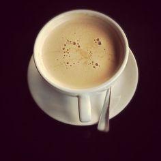 milk tea at LaMill