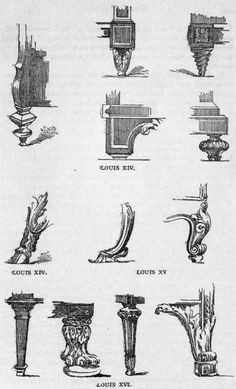 Furniture Period Styles Pictures | ... Furniture Styles. Part 2 Table Of  Contents. Furniture LegsFurniture StylesAntique French ...
