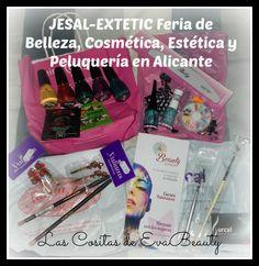 Evento Feria JESAL-EXTETIC de belleza, cosmética, peluquería y estética en Alicante. #lascositasdeevabeauty #IFA #evento #blogger #beautyblogger #blog #blogs #beautyblogs #nailart #nails #uñas #nailpolish #chinaglaze #peggysage #d'orleac #maquillaje #makeup #beauty #belleza