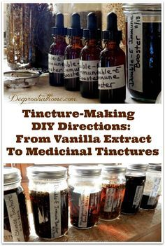 Making Directions: From Vanilla Extract To Medicinal Tinctures Tincture Making Directions: From Vanilla Extract To Medicinal Tinctures.Tincture Making Directions: From Vanilla Extract To Medicinal Tinctures. Cold Home Remedies, Natural Health Remedies, Herbal Remedies, Healing Herbs, Natural Healing, Natural Life, Natural Medicine, Herbal Medicine, Herbalife