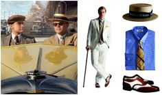 Gatsby Clothing for Men | Get The Gatsby Look | Out Magazine