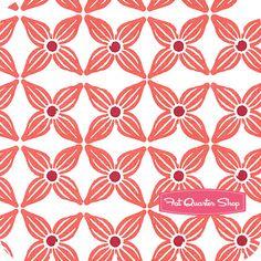 Impressions 2012 Flamingo Petals Yardage SKU# PWTY026-FLAMI - Fat Quarter Shop